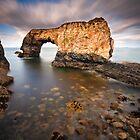Great Pollet Sea Arch by Derek Smyth