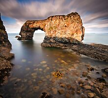 Great Pollet Sea Arch by Derek Smyth