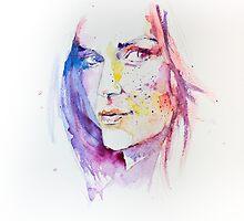 Portrait Nastya by Andriy Yeroshewych