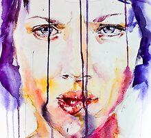 Portrait 1 by Andriy Yeroshewych