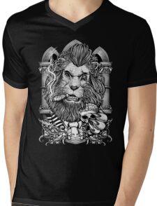 Winya No.11 Mens V-Neck T-Shirt
