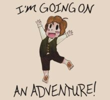 "The Hobbit: ""I'm Going on An ADVENTURE!"" by swaghagswag"