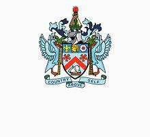 Coat of Arms of Saint Kitts & Nevis Unisex T-Shirt