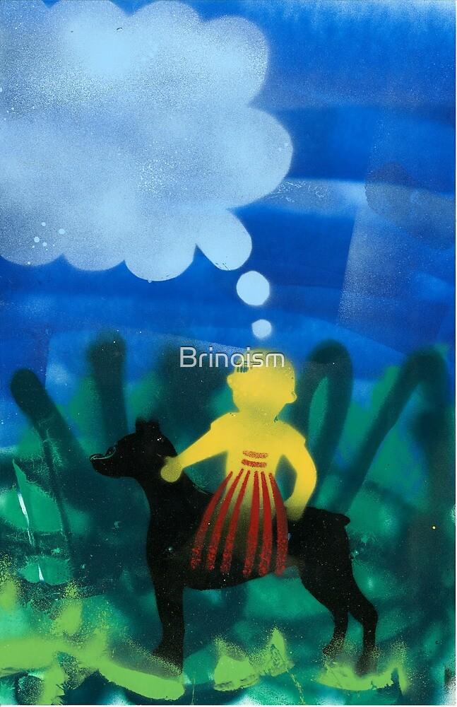 Dog Boy by Brinoism