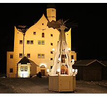 Christmas Time in Saxony Photographic Print