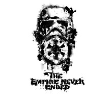 The Empire Never Ended - Stormtrooper Photographic Print
