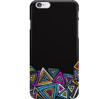 Tribal Triangles iPhone Case/Skin