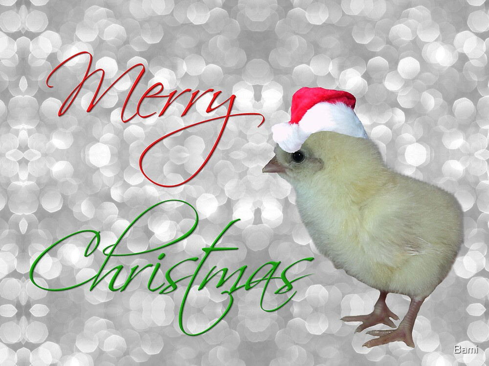 Christmas Chicken by Bami