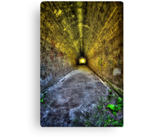 Light at the End... Canvas Print