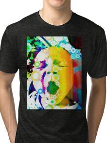 The Yawn of a Babe.  Tri-blend T-Shirt