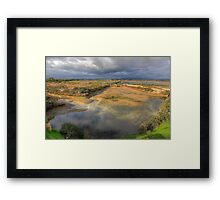Ludo Nature Reserve Framed Print