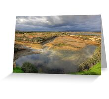 Ludo Nature Reserve Greeting Card