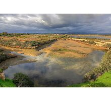 Ludo Nature Reserve Photographic Print
