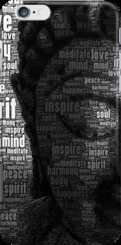 Buddha Words of Wisdom by Shaun Groenesteyn