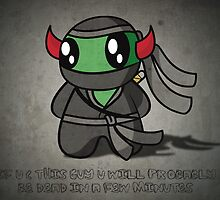 Ninja by slipie