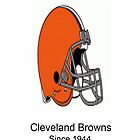 Cleveland Browns by mitchrose