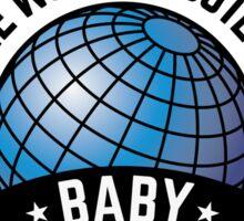 The World's Cutest Baby (Boy / Blue) Sticker