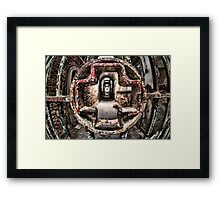 Without Salvation Framed Print