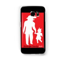 Strange Candy Art Samsung Galaxy Case/Skin