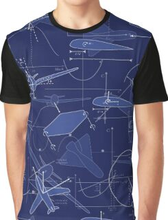 Aerodynamics Graphic T-Shirt