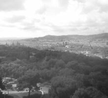 View Over Barcelona by Emma Harris