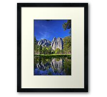 Cathedral Moon Framed Print
