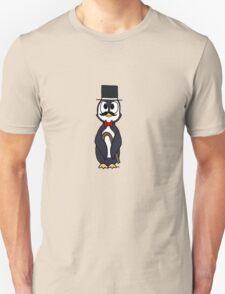 Dapper Penguin Unisex T-Shirt
