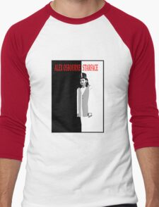 Starface Men's Baseball ¾ T-Shirt