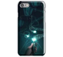 Harry Potter Ron and the Deluminator iPhone Case/Skin