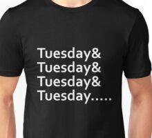 Infinite Tuesdays Unisex T-Shirt