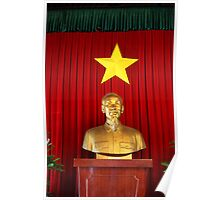 Ho Chi Minh - Reunification Palace. Poster