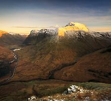 View from Meall Mòr by NeilBarr