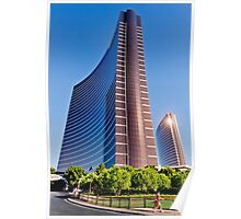 Exterior of the Wynn and Encore Hotels and resorts, Las Vegas, Nevada Poster