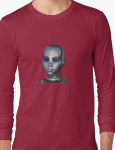 Humanoid Long Sleeve T-Shirt