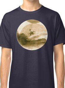 Surfer - Antiqued Classic T-Shirt