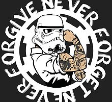 Never Forgive . Star Wars by Geeksetas