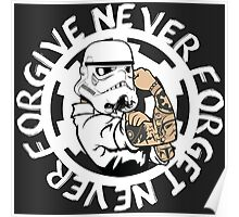 Never Forgive . Star Wars Poster