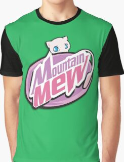 Mountain Mew Graphic T-Shirt