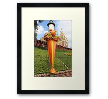 Disney Halloween Time Framed Print