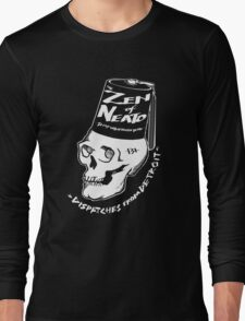 ZON Dispatches (white ink) Long Sleeve T-Shirt