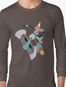 Tomahawk Soul Minimal Long Sleeve T-Shirt