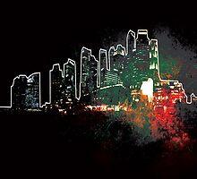 Long City Lights by Sam3161019