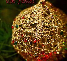 Deck the Halls! by Celeste Mookherjee