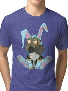 Apocalypse Bunny  Tri-blend T-Shirt