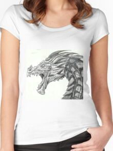 Alduin Women's Fitted Scoop T-Shirt