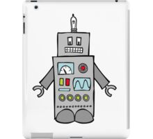 Robot Friend 1000 iPad Case/Skin