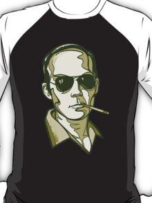 Hunter S. Thompson green T-Shirt