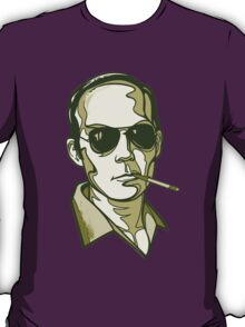 Hunter S. Thompson green T-Shirt
