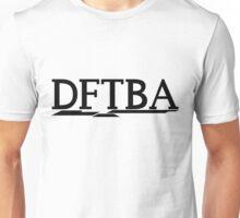 DFTBA (Black) Unisex T-Shirt