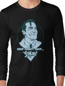 Ash from Evil Dead blue Long Sleeve T-Shirt
